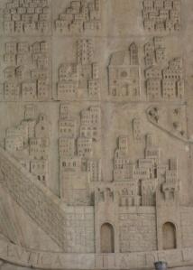 city relief