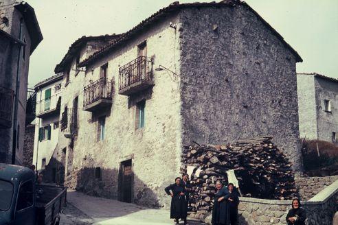 Le donne e casa di Antonelli