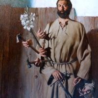 Divine Giovanni Gasparro Paintings in L'Aquila