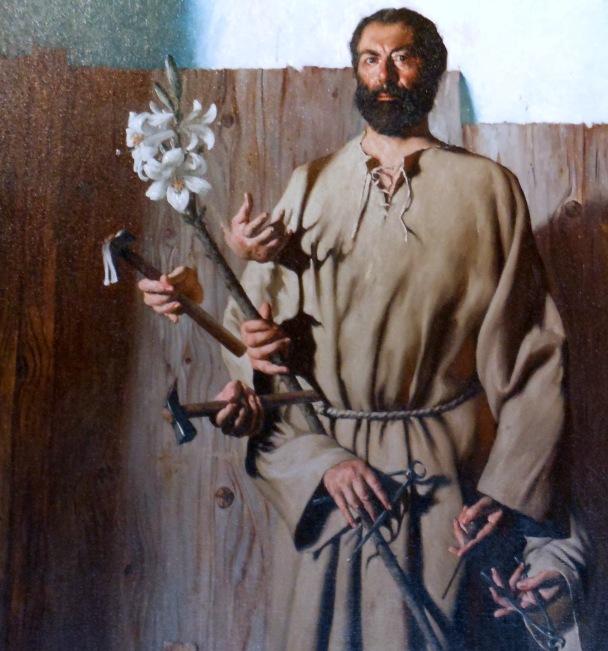 Joseph with ico